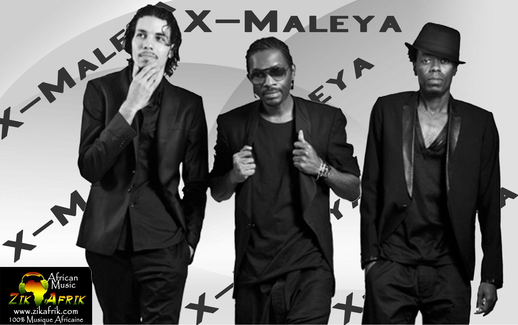 X MALEYA TOI ET MOI